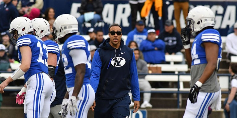 A.J. Steward details his expectations for BYU's running backs