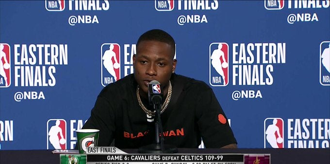 Celtics players react to 109-99 Game 6 loss to Cavaliers