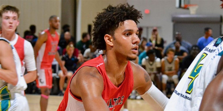 Dontaie Allen doesn't disappoint in front of John Calipari
