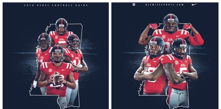 Ole Miss Rolls Out 2018 Media Guide