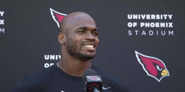 Adrian Peterson wants to sign with Green Bay Packers