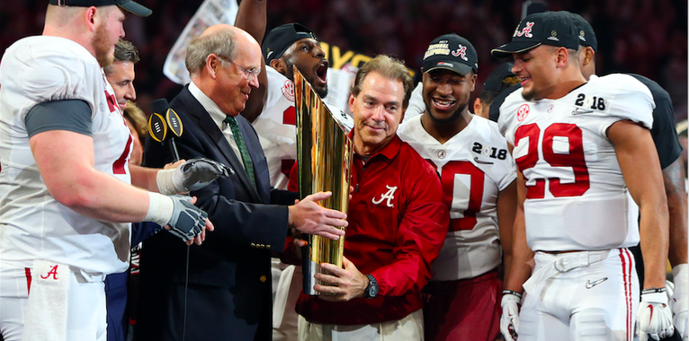 Alabama announces date, lineup for 2018 SEC Network Takeover