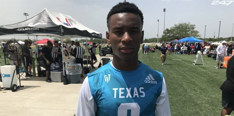 Highlights of 2020 ATH Nate Floyd at Texas 7-on-7 Championships