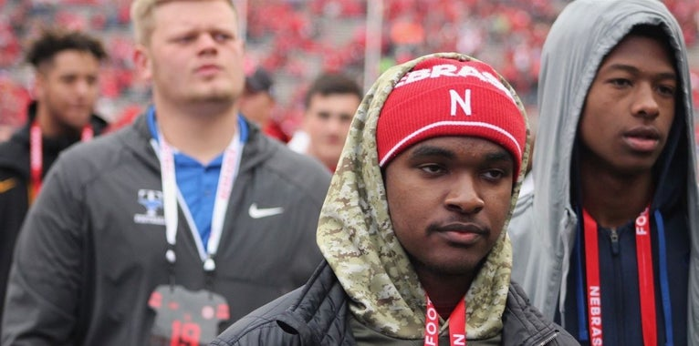 Reranking Nebraska's commitments
