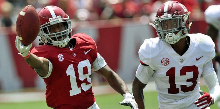 Photos: Alabama's 2018 A-Day Game