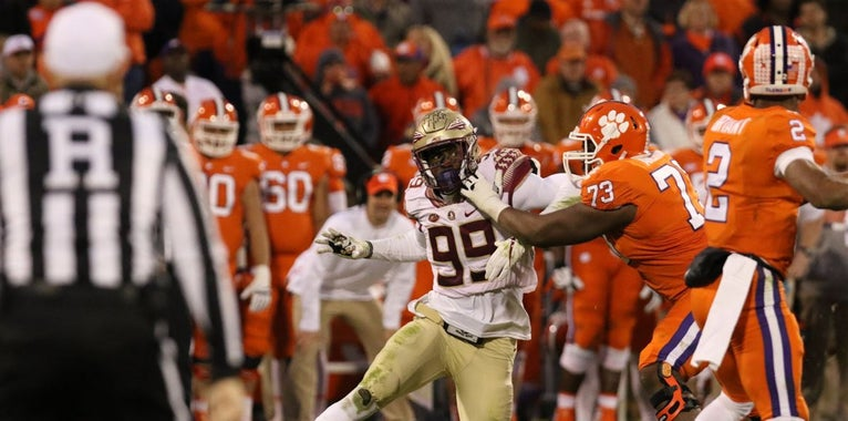 FSU Football: Two games that will entice NFL talent evaluators