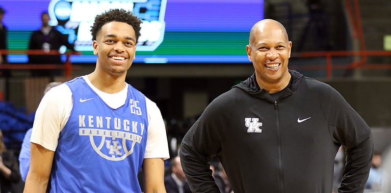 Kentucky assistant Kenny Payne: Coaching UK is a dream job