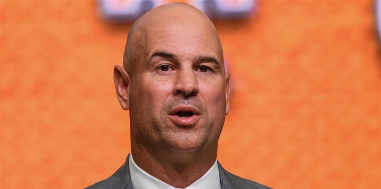 Will Muschamp: Jeremy Pruitt an 'outstanding' hire for Vols