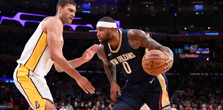 David Griffin can't believe the Lakers didn't sign Cousins