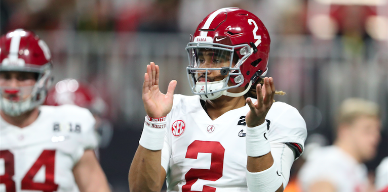 Alabama QB Jalen Hurts posts cryptic video on Twitter