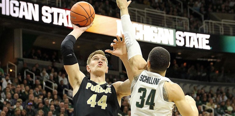 Purdue center Isaac Haas accused of lying about STD