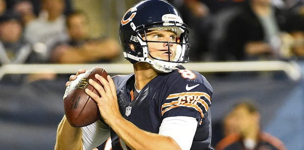 Two former Bears now working with 2018 NFL Draft QB prospects