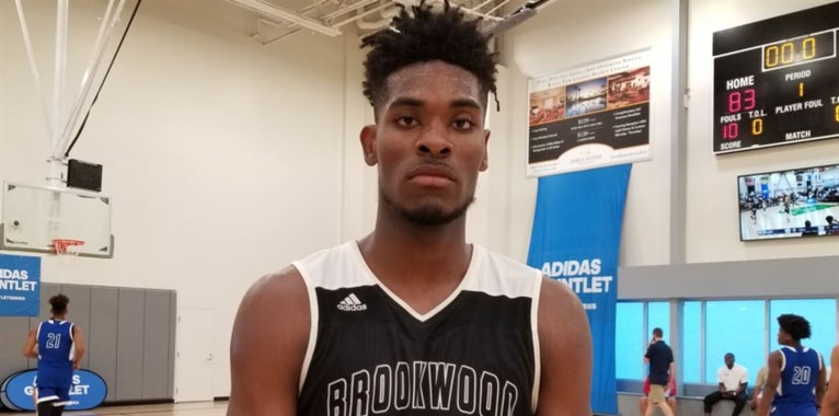 adidas: Guerrier shines and updates his recruitment