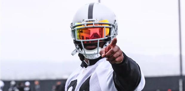 Best photos from opening week of Raiders' OTAs
