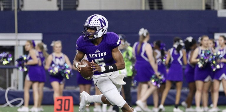 Frogs Makes Top Five For Newton Athlete Josh Foster