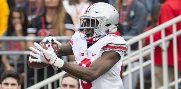 Watch: OSU's promising receiver Victor enjoys big spring game