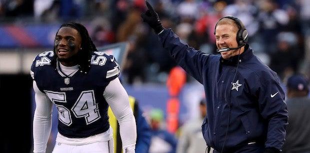 Exclusive: 1-on-1 with Dallas Cowboys linebacker Jaylon Smith